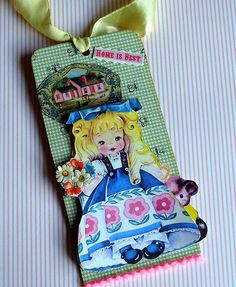 March Tag Along by She'sSewPretty