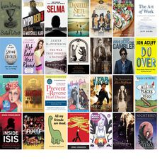 "Wednesday, March 18, 2015: The Charlotte Mecklenburg Library has 33 new bestsellers, 40 new videos, 54 new audiobooks, five new music CDs, 103 new children's books, and 422 other new books.   The new titles this week include ""The Buried Giant: A Novel,"" ""NYPD Red 3,"" and ""Selma."""