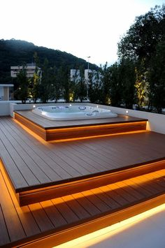 The 25 best hot tub ideas at theydesign jacuzzi outdoor inside outdoor jacuzzi .The 25 best ideas for hot tubs at theydesign jacuzzi outdoor inside outdoor jacuzzi How to choose the outdoor hot tubHealthmate whirlpools Hot Tub Garden, Hot Tub Backyard, Modern Backyard, Backyard Patio, Backyard Landscaping, Backyard Shade, Wood Patio, Backyard Ideas, Outdoor Spa