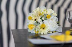 Brautstrauß gelb mit der Hochzeitsparade & 2 x 2 Karten für das Hochzeitsevent zu gewinnen! | Hochzeitsblog - The Little Wedding Corner