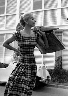 Lisa Fonssagrives 1955
