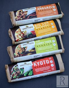 At the time of this post (April 2013), all items reviewed here were vegan. Be sure to check the packaging when purchasing since products and ingredients may have changed. It has come to our attention that Sweet Earth has changed the ingredients in The Anasazi Burrito and it is no …