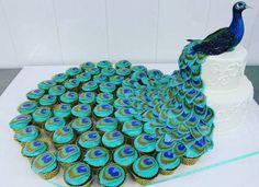 Торт «Павлин»