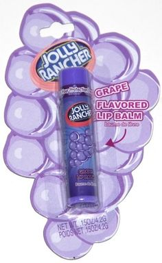 Jolly Rancher Grape Flavored Lip Balm