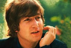 John Lennon,    throughout the years I've been especially quiet about my admiration for John.  He has always been a warm, cunning inspiration to me.  Through his music, however sad, he lifted people up instead of putting people down, because sadness was also in their nature.  Sadness is not a lonely thing.  It dwells in everyone.