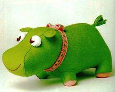 Wal Artesanal: Hipopótamo