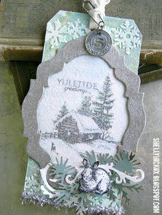 Stamptramp: Artistic Outpost Yuletide Greetings