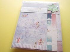 Photo1: Kawaii Cute Letter Set San-x *Sentimental Circus (LH 52001)