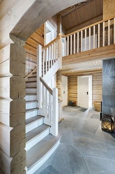 VA09770 Mountain Cottage, Mountain Homes, Winter House, Home And Away, Stairs, Real Estate, House Design, Cabin, Pictures