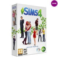 Los Sims 4: Edición Premium. El simulador social por excelencia vuelve con su cuarta entrega. #PC.  Ya disponible para reserva en GAME.es y en tiendas GAME http://www.game.es/Product/Default.aspx?SKU=096135