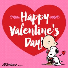Charlie Brown and Snoopy Happy Valentine's Day Charlie Brown Valentine, Charlie Brown And Snoopy, Snoopy Valentine's Day, Snoopy And Woodstock, Happy Valentines Day Pictures, Be My Valentine, Minions, Snoopy Pictures, Snoopy Quotes