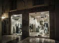 Blond Boutique concept store by Christopher Ward, Carpi – Italy » Retail Design Blog