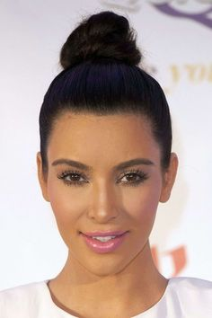 Can't believe I'm pinning Kim but her makeup is usually gorgeous