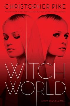 Witch World .... Despite its negative reviews, I throughly enjoys this book. I've been a Christopher Pike fan since my youth.