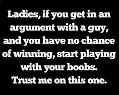 Ladies, pay attention…