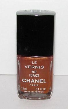 CHANEL - Topaze Nail Polish