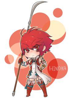 Fire Emblem Fates Hinoka