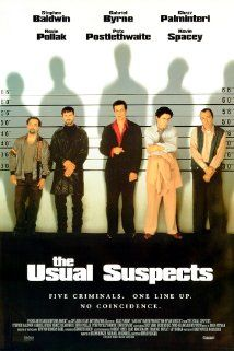 The Usual Suspects (1995) Dr. Morris favorite movie