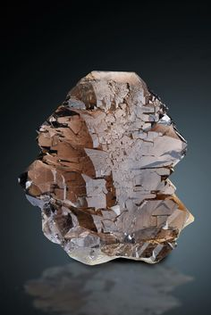 The dark specialty of smoky quartz