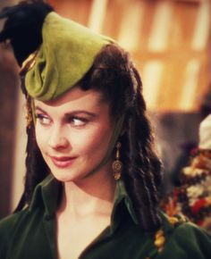 vivien leigh scarlett o hara - Iconic Movies, Great Movies, Golden Age Of Hollywood, Old Hollywood, Vivien Leigh Movies, Scarlett O'hara, Tomorrow Is Another Day, Gone With The Wind, British Actresses