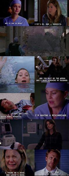 """Dr. Grey isn't mean. She's strong"" Greys Anatomy Episodes, Greys Anatomy Funny, Greys Anatomy Characters, Greys Anatomy Cast, Grey Anatomy Quotes, Grey's Anatomy Wallpaper Quotes, Anatomy Humor, Dr Grey, Lexie Grey"