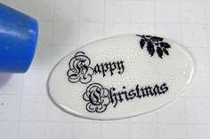 Faux Crazed Porcelain DIY ... Could do this for any season.  Could make ornaments from them... http://www.splitcoaststampers.com/resources/tutorials/fauxcrazedporcelain/