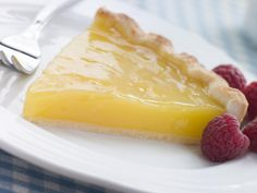 Meyer Lemon Curd Tart recipe from The Splendid Table. I love homemade lemon bars and lemon meringue pie, so I can't wait to make this one. Another excuse to use my tart pan!