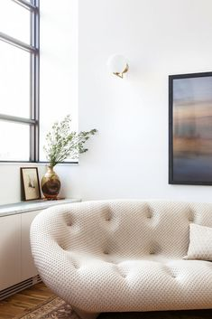 sophisticated furnishings in the living room
