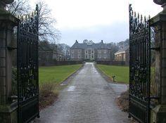 Het kasteel van Almelo