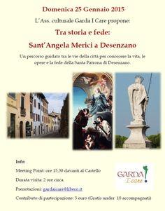 Desenzano: alla scoperta di Sant'Angela Merici @gardaconcierge