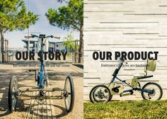 Elektronio is an awarded start up from Thessaloniki, Greece which designs and manufactures premium handcrafted electric bicycles. Day Left, Electric Bicycle, Thessaloniki, Best Web, Cool Websites, Awards, Web Design, World, Vehicles