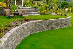 DYI retaining walls