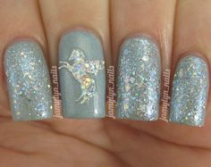 Glitter top coat | Etsy