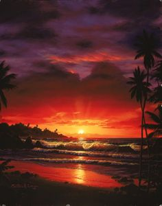 Ruby of the South Pacific   by  Christian Lassen.