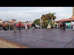 Danza de los Mal Vestidos de Charapan.San Juan Nuevo