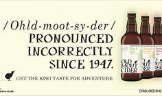 Image result for cider advertising