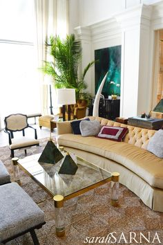 Curved Sofas On Pinterest Sofa And Tufted