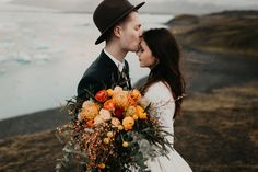 Heartfelt + thrilling Iceland elopement  | Image by  Cody & Allison Photography