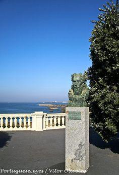 Monumento a Luís de Camões - Foz do Douro - Porto - Portugal by Portuguese_eyes, via Flickr