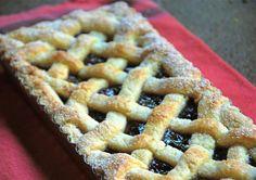 Pasta Frola - Quince Tart: Pasta Frola de Dulce de Membrillo - Quince Tart