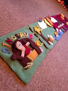 Ravelry: My Dinosaur Playbook pattern by CreativeCrochetWorkshop