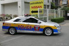 The Royal Protection Police @ Bangkok, Thailand