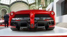 Tour Auto 2017 Ferrari La Ferrari Aperta 70th anniversary