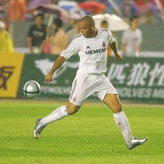#Ronaldo Nazario De Lima  #ElFenomeno