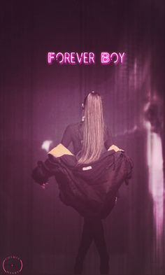 If you didn't know knew better/ forever boy is one of my favorite Ariana grande songs