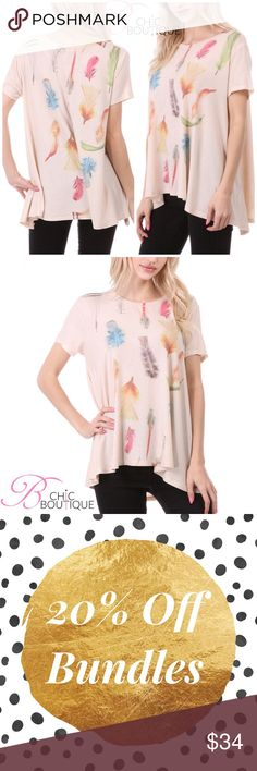 🆕 Fall Leaves Cream Tunic Top Fall leaves design on a cream tunic top featuring a round neckline. Loose fitting. Made of polyester/ rayon/ spandex blend. Also available in gray color. MADE IN USA Bchic Tops Tunics