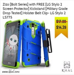 Grab the offer before the summer gets over  #LG #Stylo 2 #Case, Zizo [Bolt Series] with #FREE [LG Stylo 2 #Screen #Protector] Kickstand [Military Grade Drop Tested] Holster Belt Clip- LG Stylo 2 LS775 ----> https://www.khal.com/products/lg-stylo-2-case-zizo-bolt-series-with-free-lg-stylo-2-screen-protector-kickstand-military-grade-drop-tested-holster-belt-clip-lg-stylo-2-ls775  #khal #khal.com #Summer #offer #Deals #online #shopping  #shoppinglover #mobilecase