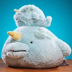 Narwhals, why are you so awesome?? #squishable