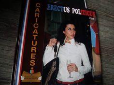 13.06.2016 - LAURE REBOIS - Soirée de lancement magazine ERECTUS POLITICUS