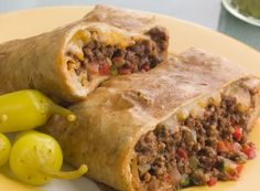 Easy and Delicious Chimichangas!  Seriously... easy... easy... did I mention EASY?  Oh... and delicious :)